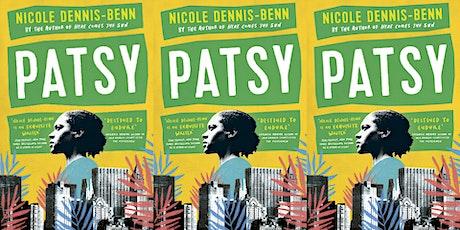 Lambeth LGBTQ+ book club discuss Patsy by Nicole Dennis-Benn tickets