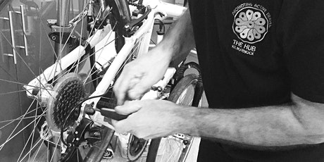 Dr Bike - Free Bike Safety Check - 2nd August 2021 tickets
