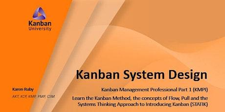 Kanban System Design (KMPI) tickets