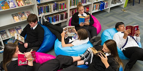 Empowering teens with books and reading tickets