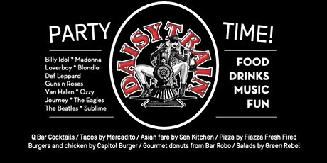 """""""Rock'n'Roll Never Forgets"""" presents Daisy Train! tickets"""