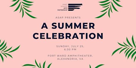 A Summer Celebration tickets