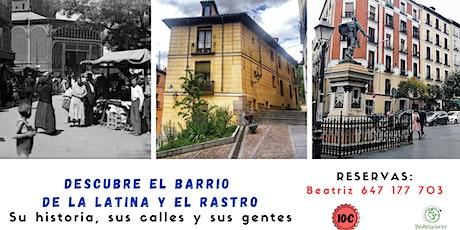 Barrio de La Latina y el Rastro: su historia, sus calles y sus gentes entradas