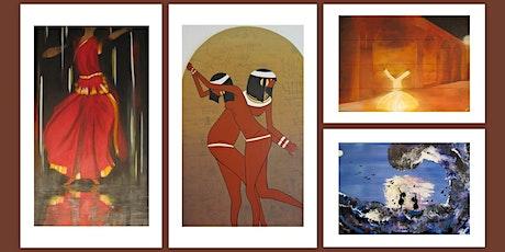 Exposition « l'expérience mystique » par l'artiste Ghalia Bouaffia Burguion billets