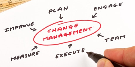 Strategies for Effectively Leading Through Change [ONLINE] tickets