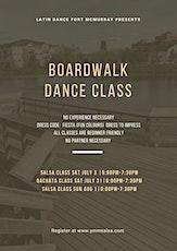 Board Walk Dance Night tickets