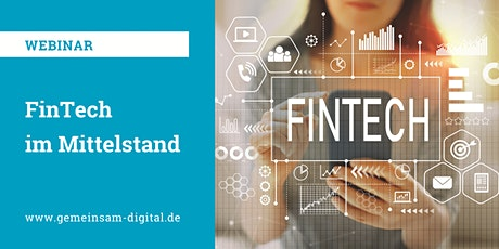 FinTech im Mittelstand Tickets