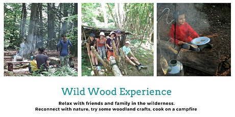Wild Wood Experience for groups and families tickets