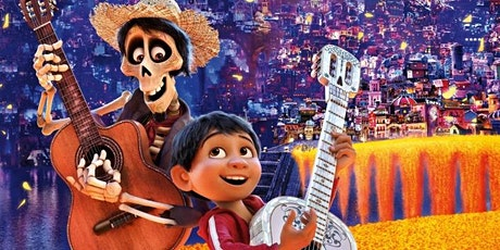 *FREE* Movies Under the Stars: COCO tickets