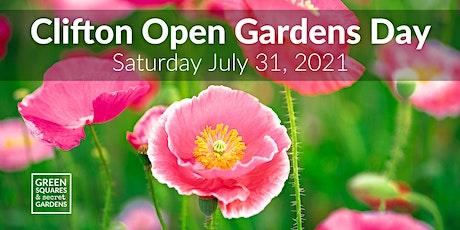 Green Squares & Secret Gardens tickets