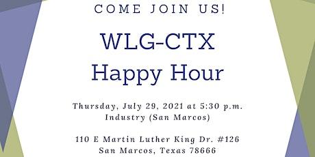 WLG CTX Happy Hour tickets