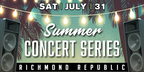 Summer Concert Series w Lime Performing Live tickets