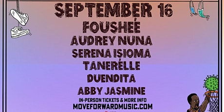 Fousheé, Audrey Nuna + more tickets