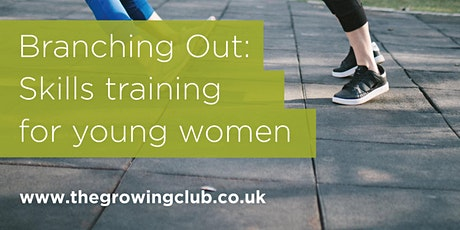 Branching Out - Her Story, a short course for young women tickets