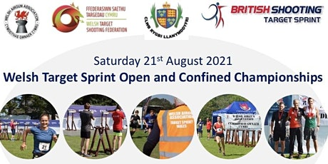WELSH Target Sprint Open and Confined Championships and Pathway Competition tickets