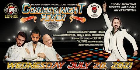 Sadman Comedy Night Fever at Salty Dog in Bay Ridge, Brooklyn tickets
