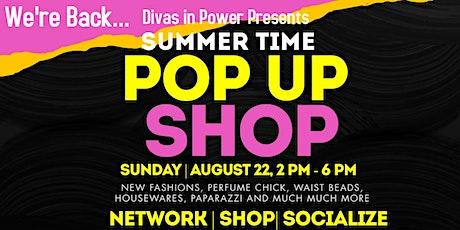 Divas in Power  Presents Summer Time Pop Up tickets