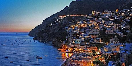 The Amalfi Coast – A Virtual Italy Tour Live tickets