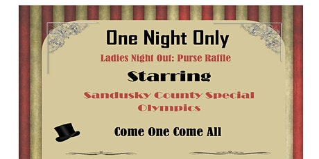 Ladies Night Out! A Purse Raffle to Benefit SC Special Olympics tickets