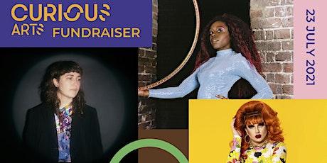 Curious Arts Fundraiser tickets