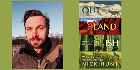 Outlandish by Nick Hunt tickets