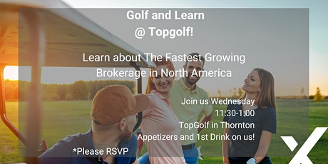 Realtor Networking At TopGolf tickets