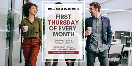 Small Group Mastermind tickets