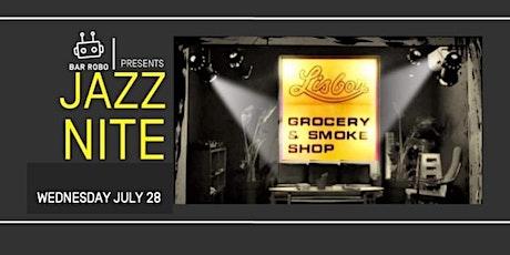 Jazz Nite billets