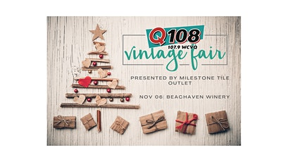 The Vintage Fair -  Holiday Marketplace 2021 tickets