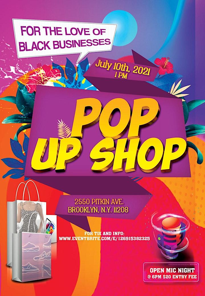 For The LOVE of BLACK Businesses - Vendor Registration image
