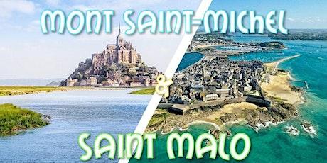 Weekend Mont Saint Michel & Saint Malo billets
