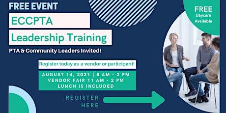 2021 Escambia County PTA Leadership Training & Vendor Fair tickets