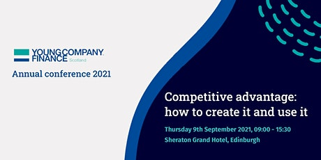 YCF 2021 Competitive Advantage: How to create it and use it. tickets