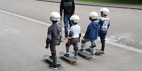 Heatham House Summer Programme 2021: Skateboard Tuition (ages 9 -16) tickets