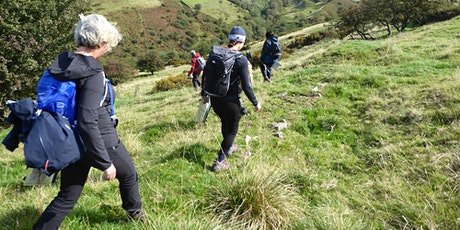 Walk the Moorlands - Life on the Edge -  19 September 2021 - 10am tickets
