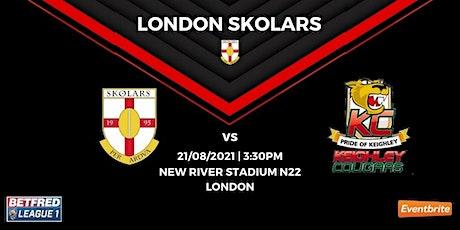 London Skolars vs Keighley Cougars tickets