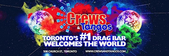 Crews and Tangos Drag Show image