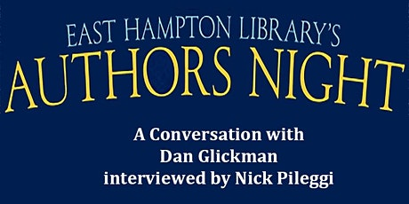 Authors Night  - A Conversation with Dan Glickman tickets