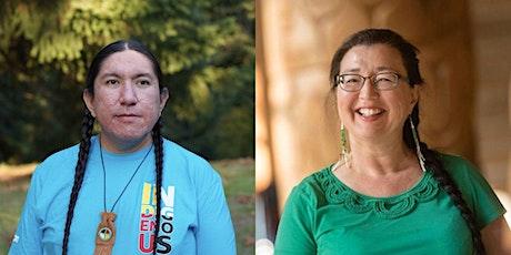 Caroline Running Wolf and Michael Running Wolf: Indigenous AI tickets