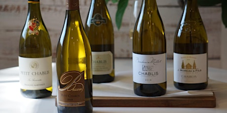 The Wines of Chablis: Dinner & Wine Event billets