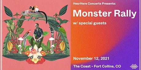 Monster Rally @ The Coast tickets