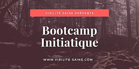 Bootcamp Initiatique (2ème édition) billets