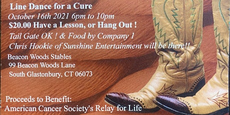 Line Dance for A Cure tickets
