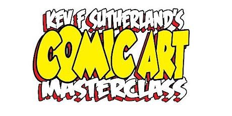Kev F's Comic Masterclass tickets
