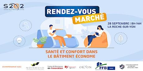 RDV marché : santé et confort dans le bâtiment économe ! billets