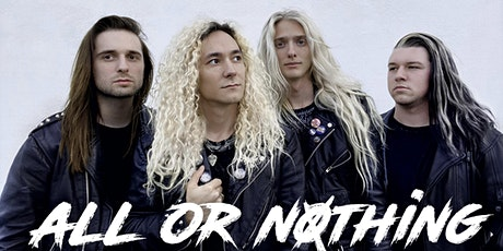 ALL OR NOTHING w/ special guests REDLINE DRIVE - Live Video Recording tickets