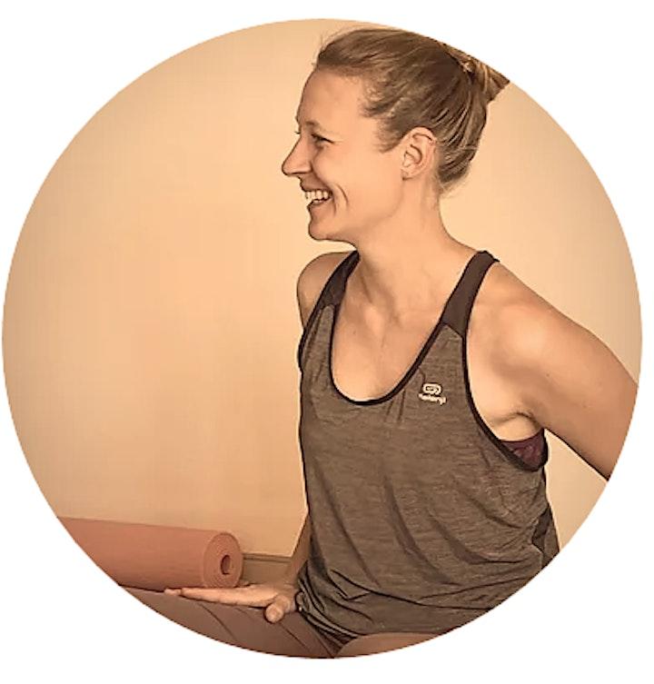 SALON F ONLINE // YOGA SPECIAL mit Katharina: Yin Yoga am Sonntag Abend: Bild