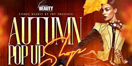 Fierce Beauty Presents The Autumn Popup Shop tickets