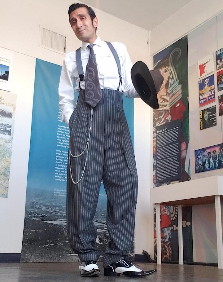 """""""Zoot Suit Riots"""" Bus Tour image"""