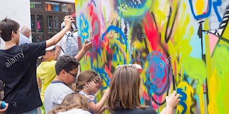 Heatham House Summer Programme 2021: Graffiti Workshop (ages 9 -16) tickets